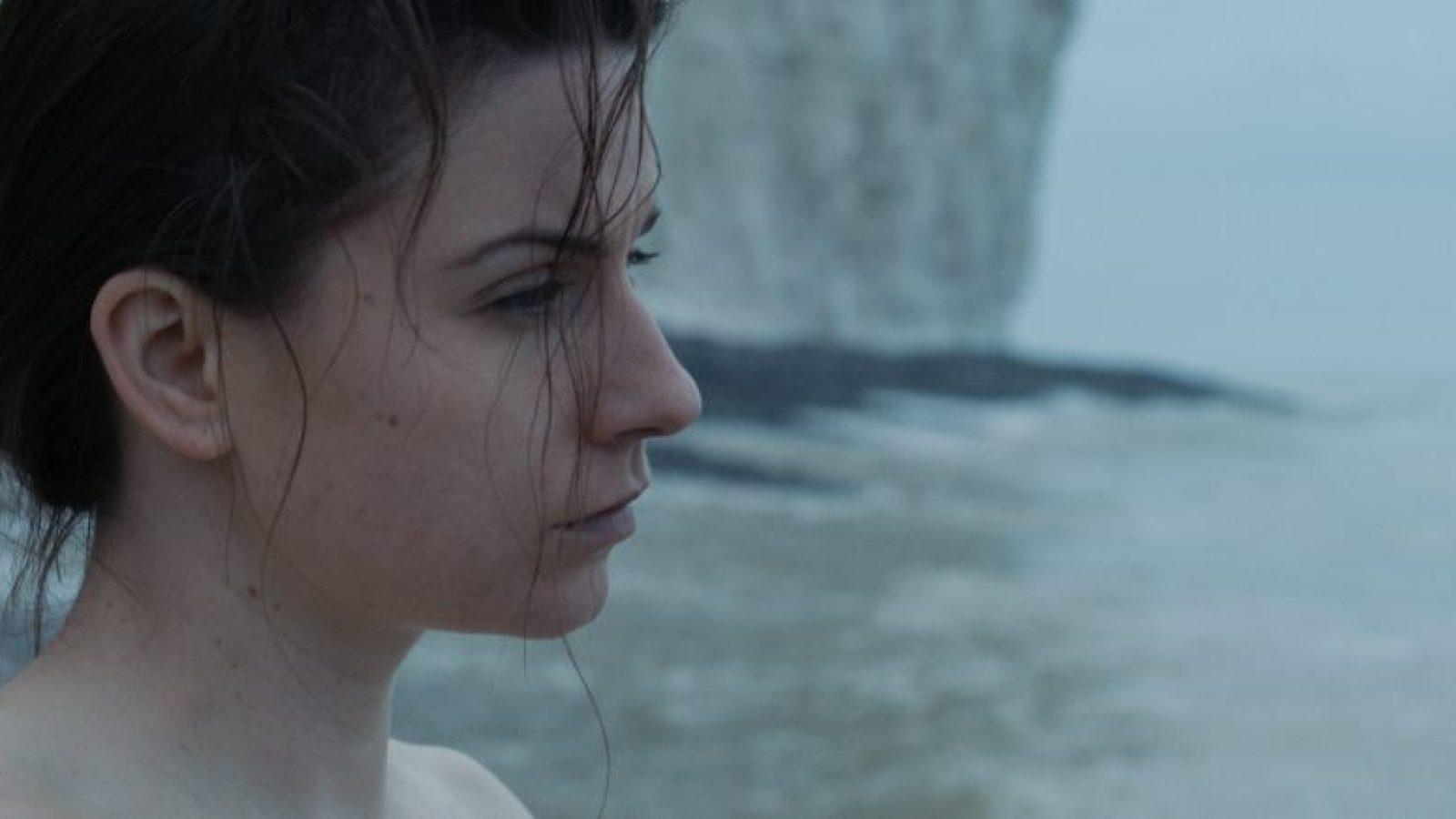 Siren promo still - Elizabeth on beach